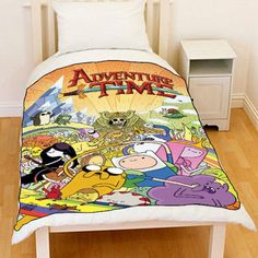 Adventure Time blanket Just $45