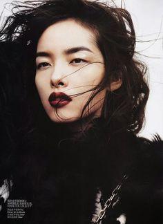 """Cosmopolite Beauté: Ma """"Cosmopolite Beauté n°1"""": Le Top Model Chinois,..."""