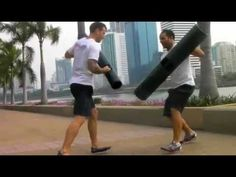 Excellant! Total Body Training demo's ViPR training in Bangkok