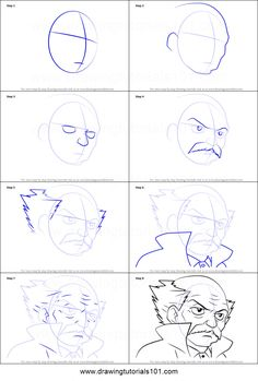 How to Draw Makarov Dreyar from Fairy Tail step by step printable drawing sheet to print. Learn How to Draw Makarov Dreyar from Fairy Tail Human Drawing, Manga Drawing, Dragon Movies, Fairy Drawings, Drawing Sheet, Manga Tutorial, How To Draw Hair, Step By Step Drawing, Fairy Tales