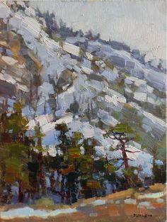Jim McVicker Paintings: Southern California Paintings