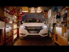 Der Honda HR-V. Passt. Perfekt. - YouTube