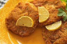 Escalopes de veau au citron - Recettes de Châtelaine