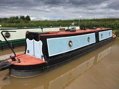 Tug-style narrowboat Narrowboat, Ted, Image, Style, Swag