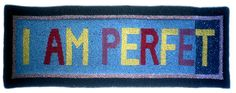Knitted Banners by Freddie Robins