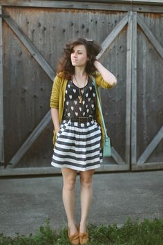 Delightfully Tacky: outfit
