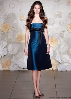 bridesmaid dress patterns 2012