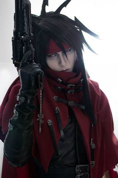 320 Vincent Valentine Ideas In 2021 Vincent Valentine Vincent Final Fantasy Vii
