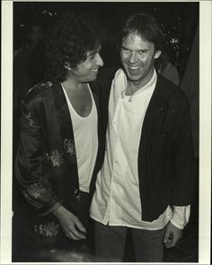 Neil Young & Bob Dylan