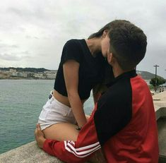 couple, love, and kiss image Cute Couples Photos, Cute Couple Pictures, Cute Couples Goals, Romantic Couples, Cute Photos, Couple Goals Relationships, Relationship Goals Pictures, Couple Relationship, Couple Tumblr