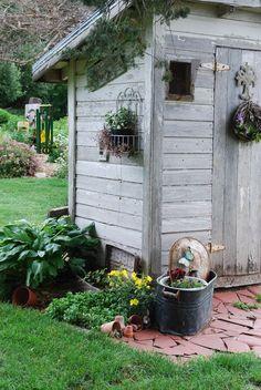 Cottage Garden Sheds | visit jillruth com
