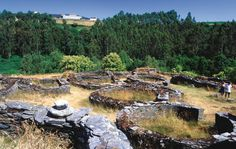 Castro del Castelón #Illano #cultura #culture #Asturias #ParaísoNatural #NaturalParadise #Spain