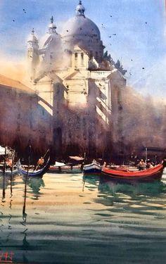 Alvaro Castagnet, Venice