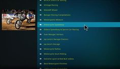 Overview Ares Motor Sports Add-on Kodi 17.1 Krytpon pic 1