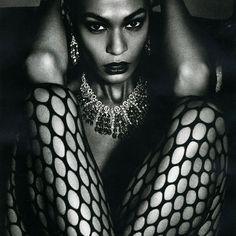 Joan Smalls for Vogue Paris
