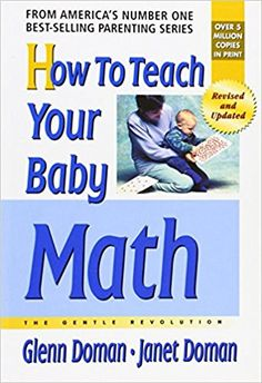 How to teach your baby to read nu voor maar 1608 bespaar glenn doman believed that babies could learn math this is the doman red dot cards method for teaching math to children under 3 years old fandeluxe Choice Image