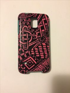 Another Zentangle phone case