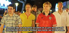 "27 Of The Funniest, Most Hilarious Quotes From ""The Inbetweeners"""