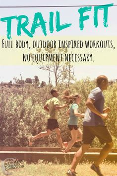 Cross training workouts that incorporate intervals of running with resistance and plyometric exercises. This can be done absolutely anywhere and at any time. All you need is you, and a little creativity. No equipment needed.