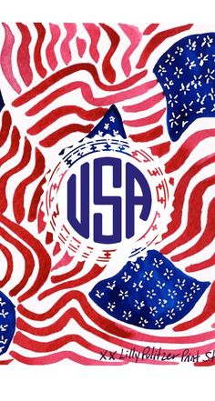 Lilly and America. Two of my favorite things!