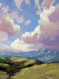 """""""All Known,"""" David Mensing, Canyon Rd. Contemporary Art, Santa Fe, NM"""