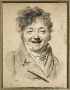 Study for Self-Portrait or The Liberal Jean qui rit Boston, Museum of Fine Arts © Copyright réservés.jpg (2114 × 2716)