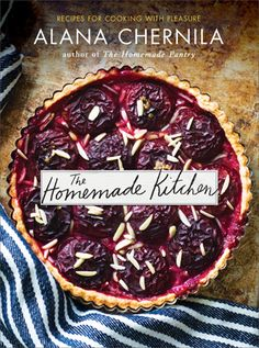 The Homemade Kitchen from @AlanaChernila is our new go-to kitchen DIY