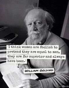 ~William Golding