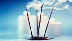 Incense has been used in many spiritual and religious ceremonies with profound physical effect on the mind/body.