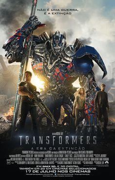 Transformers 4 – A Era da Extinção
