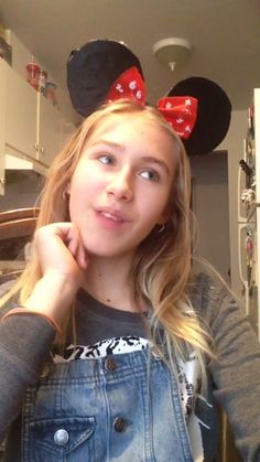 DIY Minnie Mouse Ears Headband