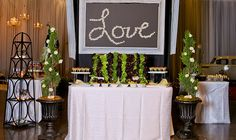 Kathy G. & Co. | Arden Photography | Language of Love Food Station