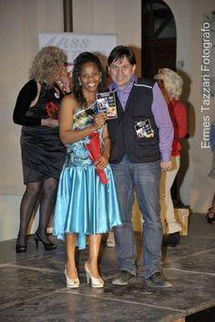 Miss Mamma Beauty Stella Akore vincitrice del Book Fotografico di Ermes Tazzari.