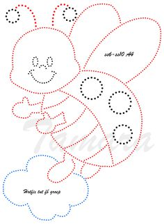 Embroidery Cards, Hand Embroidery Patterns, Applique Patterns, Applique Designs, Embroidery Applique, Easy Drawings For Kids, String Art Patterns, Pin Art, Card Patterns