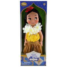 Disney Its a Small World Doll Hawaii @ niftywarehouse.com #NiftyWarehouse #Disney #DisneyMovies #Animated #Film #DisneyFilms #DisneyCartoons #Kids #Cartoons