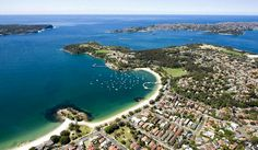 Our StandUp paddle school location at Balmoral Beach. At the South eastern end at the very end of the Balmoral Oval Car park. Perfect conditions to learn!