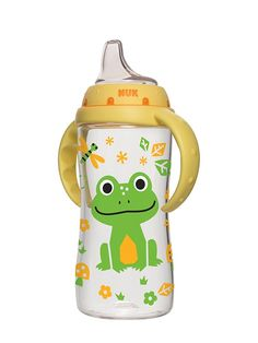 Looking for the best sippy cup? Check out the top 10 most reliable, durable and fun sippy cups for your growing toddler. Toddler Bottles, Baby Bottles, Nuk Sippy Cup, Best Sippy Cup Baby, Teaching Babies, Baby Wish List, Age Regression, Cute Cups, Baby Essentials