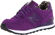 New Balance Women's WL574 High Roller Collection Running Shoe