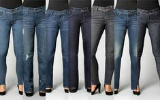 The Best Jeans for Plus Size Women
