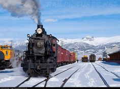 RailPictures.Net Photo: NNRY 93 Nevada Northern Railway Steam 2-8-0 at Ely, Nevada by Rolf Stumpf