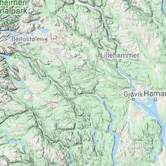 Alesund, Stavanger, Lillehammer, Fjord, Am Meer, Highlights, Diagram, Map, Small Island