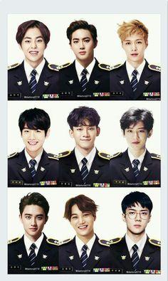 DO KYUNGSOO (EXO) ♥ has members. Luhan And Kris, Bts And Exo, Baekhyun Chanyeol, Exo For Life, Exo 12, Exo Album, Exo Group, Exo Lockscreen, Kim Minseok
