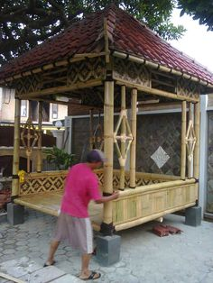 Bamboo House, Bamboo Garden, Filipino House, Bamboo Architecture, Kerala Houses, Bamboo Furniture, Tropical Houses, Bungalow, Sustainability