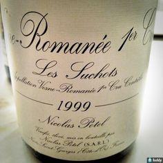1999 Nicolas Pirelli Vosne-Romanée 1er Cru Les Suchots