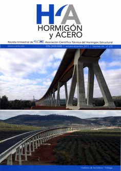 Hormigón y acero =ISSN 0439-5689. Catálogo UPM: http://marte.biblioteca.upm.es/uhtbin/cgisirsi/x/y/0/05?searchdata1=0439-5689{022} Dialnet: http://dialnet.unirioja.es/servlet/revista?codigo=662 Web revista: http://e-ache.com/modules/smartsection/item.php?itemid=99