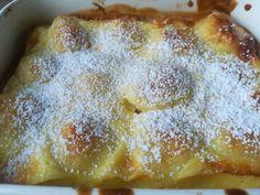 Túrógombóc főzés nélkül, tejfölben sütve | Erika Lelesz receptje - Cookpad receptek
