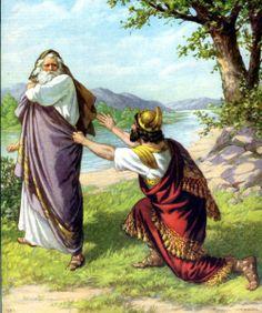 King Saul disobeys