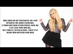Meghan Trainor - Credit (lyrics) - YouTube