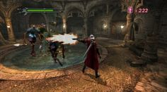 Devil May Cry PC Torrent Download HD Collection