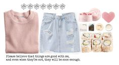 """""""Twinkle"""" by bluealone ❤ liked on Polyvore featuring H&M, Korres, Guerlain, women's clothing, women, female, woman, misses and juniors"""